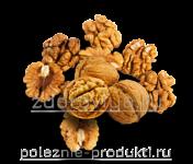 Грецкие орехи свежие в скорлупе