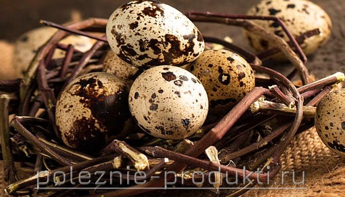 Перепелиные яйца свежие
